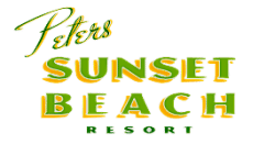 Peters Sunset Beach Resort Retina Logo